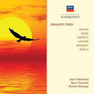 Romantic Trios for Soprano, Piano & Horn - Sutherland, Dame Joan