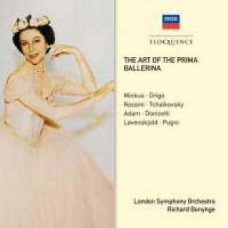 The Art Of The Prima Ballerina - Richard Bonynge
