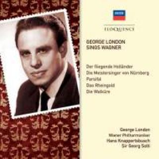 George London Synger Wagner - George London (bass-baryton)