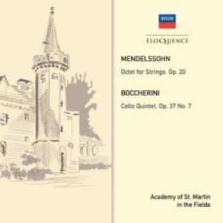 Boccherini & Mendelssohn - Academy of St. Martin-in-the-Fields