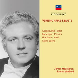 Verismo Arias and Duets - McCracken, James - tenor