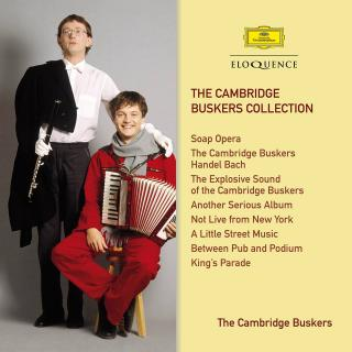 The Cambridge Buskers Collection - The Cambridge Busk