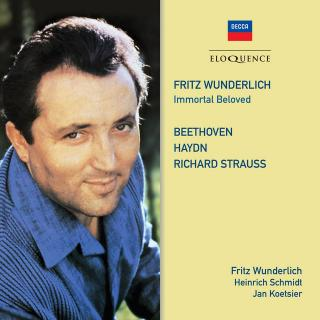Fritz Wunderlich: Immortal Beloved - Wunderlich, Fritz