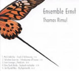 Adderly/Sciarrino/Ness/Grenager/Husby - Ensemble Ernst/ Rimul, Thomas