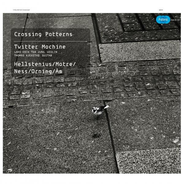 Crossing Patterns <span>-</span> Twitter Machine/ter Jung, Lars-Erik/Kjekstad, Thomas