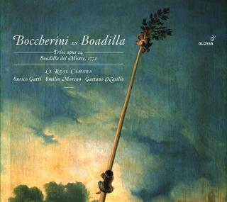 Boccherini: Stringtrios Op. 14 (G.95-G.100) - LA REAL CAMARA