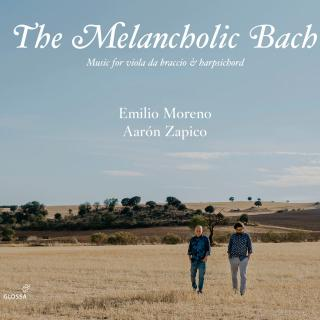 The Melancholic Bach - Music for viola da braccio & harpsichord