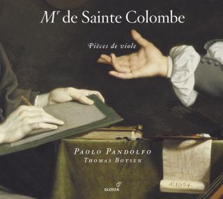 Sainte-Colombe: Pieces De Viole - PANDOLFO/BOYSEN