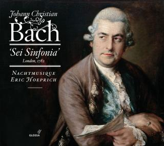 Bach, Jc: Sei Sinfonia (For Winds) - HOEPRICH/NACHTMUSIQUE