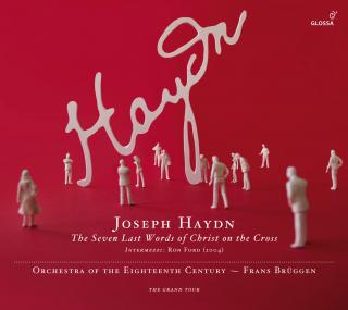 Haydn: The Seven Last Words Of Our Saviour On The Cross (Orchestral Version, 1786) - BRÜGGEN/THE ORCHESTRA OF THE 18TH CENTURY