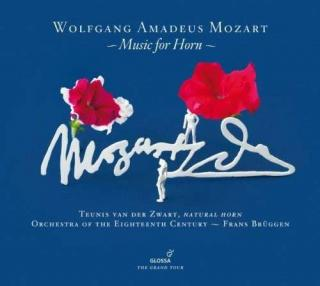 Mozart: Music For Horn - Zwart, Teunis van der (natural horn)