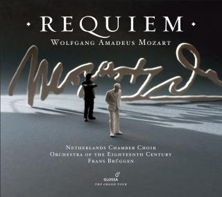 Mozart: Requiem Kv 626/Maurerische Trauermusik Kv 477/Adagio Kv 411 - BRÜGGEN/NETHERLANDS CHAMBER CHOIR/ORCHESTRA OF THE EIGHTEENTH CENTURY