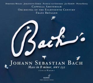 Bach: H-Moll Messe - BRÜGGEN/ORCHESTRA OF THE EIGHTEENTH CENTURY/