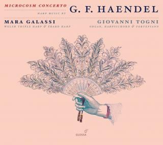 Handel: Microcosm Concerto - Works For Harp