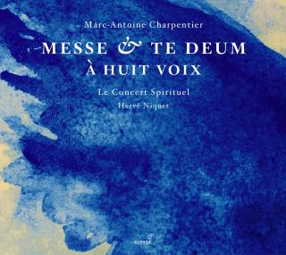 Charpentier: Mass & Te Deum For Eight Voices - Le Concert Spirituel/Niquet, Hervé