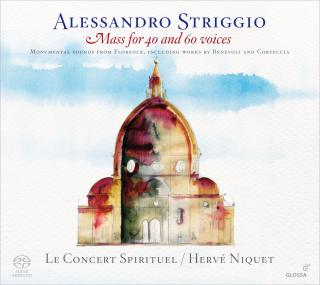 Striggio: Mass For 40 And 60 Voices - Le Concert Spirituel/Niquet, Hervé