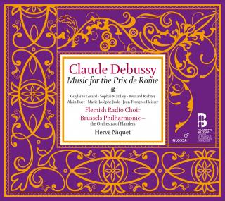 Debussy: Music For Prix De Rome - NIQUET/BRUSSELS PHILHARMONIC