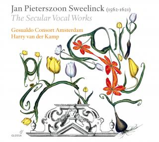 Sweelinck: The Secular Vocal Works - VAN DER KAMP/GESUALDO CONSORT/PERL/VERBRUGGEN