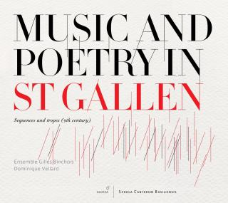 Music And Poetry In St. Gallen - VELLARD/ENSEMBLE GILLES BINCHOIS