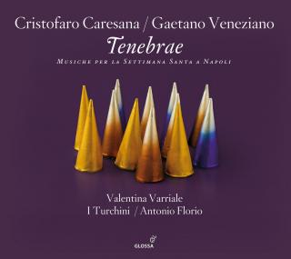Tenebrae - Neapolitan Music For The Holy Week - FLORIO/I TURCHINI