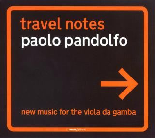 Pandolfo: Travel Notes - PANDOLFO, P.