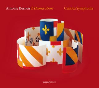 Busnois: Missae L'homme Arme - CANTICA SYMPHONIA/MALETTO