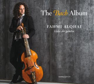 The Bach Album - Alqhai, Fahmi
