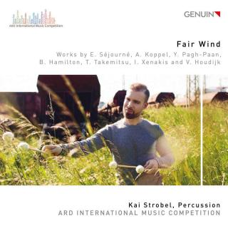 Fair Wind - Strobel, Kai (percussion)