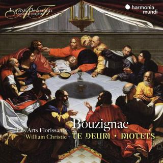 Bousignac: Te Deum & Motets - Les Arts Florissants / Christie, William
