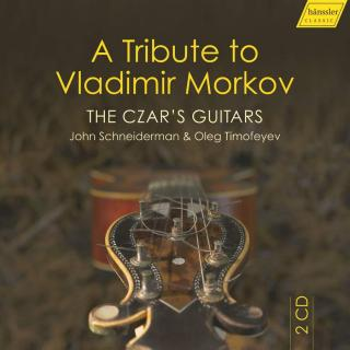 A Tribute to Vladimir Morkov: - The Czar's Guitars