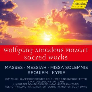 Mozart: Sacred Works - Various Artists
