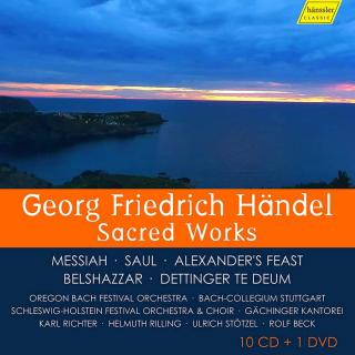 Handel: Sacred Works - Various Artists