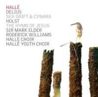 Delius Sea Drift & Cynara / Holst - Mark Elder