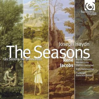 Haydn, Joseph: The Seasons - RIAS Kammerchor & Freiburger Barockorchester / Jacobs, René (conductor)