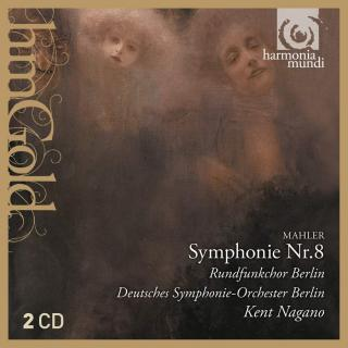 Mahler, Gustav: Symphony No. 8 in E flat major 'Symphony of a Thousand' - Deutscher Rundfunk Berlin & Deutsches Symphonie-Orchester Berlin / Nagano, Kent (conductor)