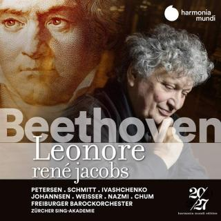 Beethoven, Ludwig van: Leonore - Freiburger Barockorchester / Jacobs, René (conductor)