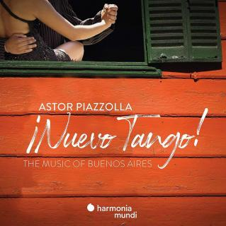 Piazzolla, Astor: Nuevo Tango - The Music of Buenos Aires - Various Artists