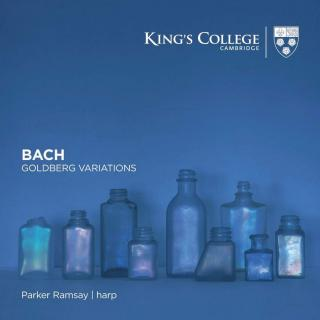 J.S. Bach: Goldberg Variations (Arranged for Harp) - Ramsay, Parker (harp)
