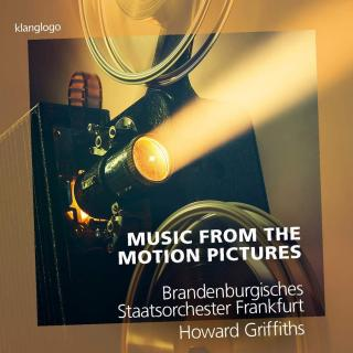 Music From the Motion Pictures - Brandenburgisches Staatsorchester Frankfurt / Griffiths, Howard