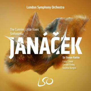 Janecek: The Cunning Little Vixen, Sinfonietta