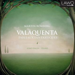 Romberg: Valaquenta - Pagin, Aimo (piano)