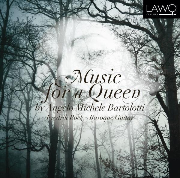 Music For A Queen <span>-</span> Bock, Fredrik (barokkgitar)