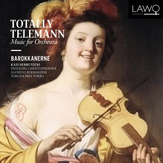 Totally Telemann - Barokkanerne