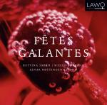 Fêtes Galantes <span>-</span> Smith, Bettina (mezzosopran) /Røttingen, Einar (piano)