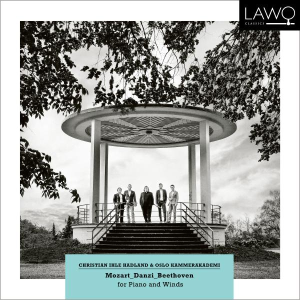 Mozart / Danzi / Beethoven for Piano and Winds <span>-</span> Ihle Hadland, Christian & Oslo Kammerakademi