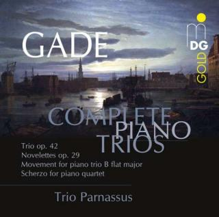 Gade: Trio Op. 42, Movement For Piano Trio A Major - Trio Parnassus/Selditz