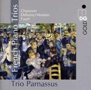 French Piano Trios - Trio Parnassus