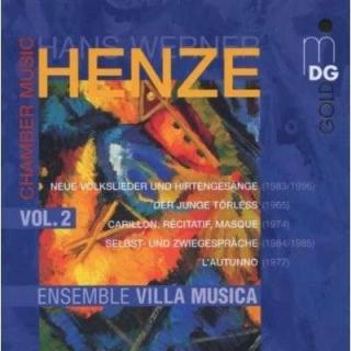 Henze: Chamber Music Vol.2