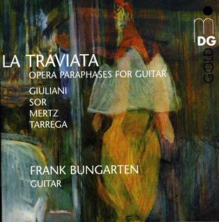 La Traviata - Opera-parafraser for gitar