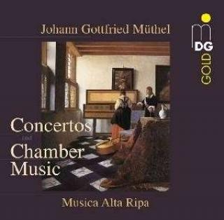 Muthel: Concertos And Chamber Music - Musica Alta Ripa